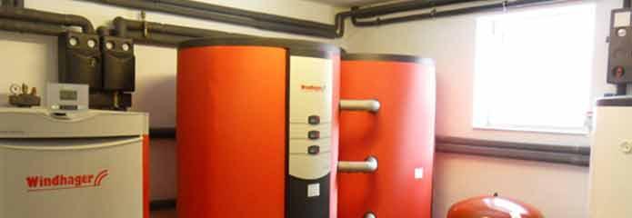 La instalación de una caldera nueva disminuye el gasto en calefacción