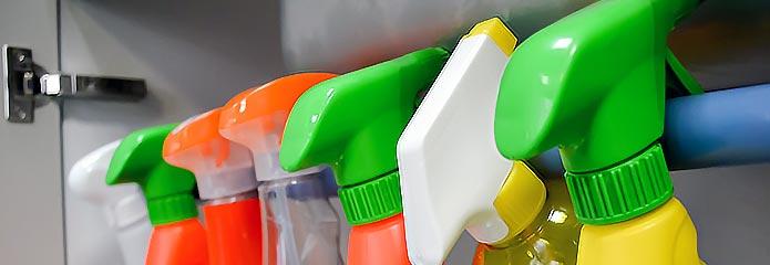 D nde guardar los productos de limpieza for Productos de limpieza de piscinas