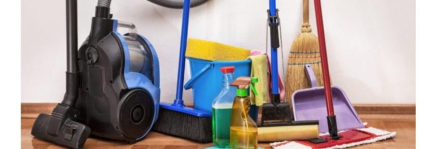 hacer un presupuesto de limpieza de una comunidad