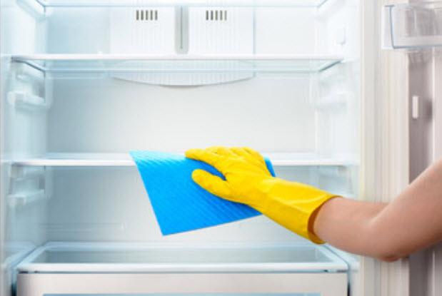 Limpiar el frigorifico